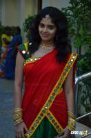 Shravya at Vilaiyattu Aarambam Audio Launch (8)