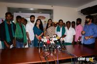 Prasanna & Sneha Provided 2 Lakhs To TN Farmers Photos