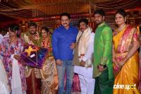 Chinna Srisailam Yadav Daughter Vanaja Wedding (36)