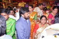 Chinna Srisailam Yadav Daughter Vanaja Wedding (5)