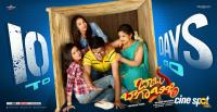 Babu Baga Busy 10 Days To Go Poster