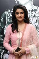 Keerthy Suresh at Live Art Museum Launch (1)