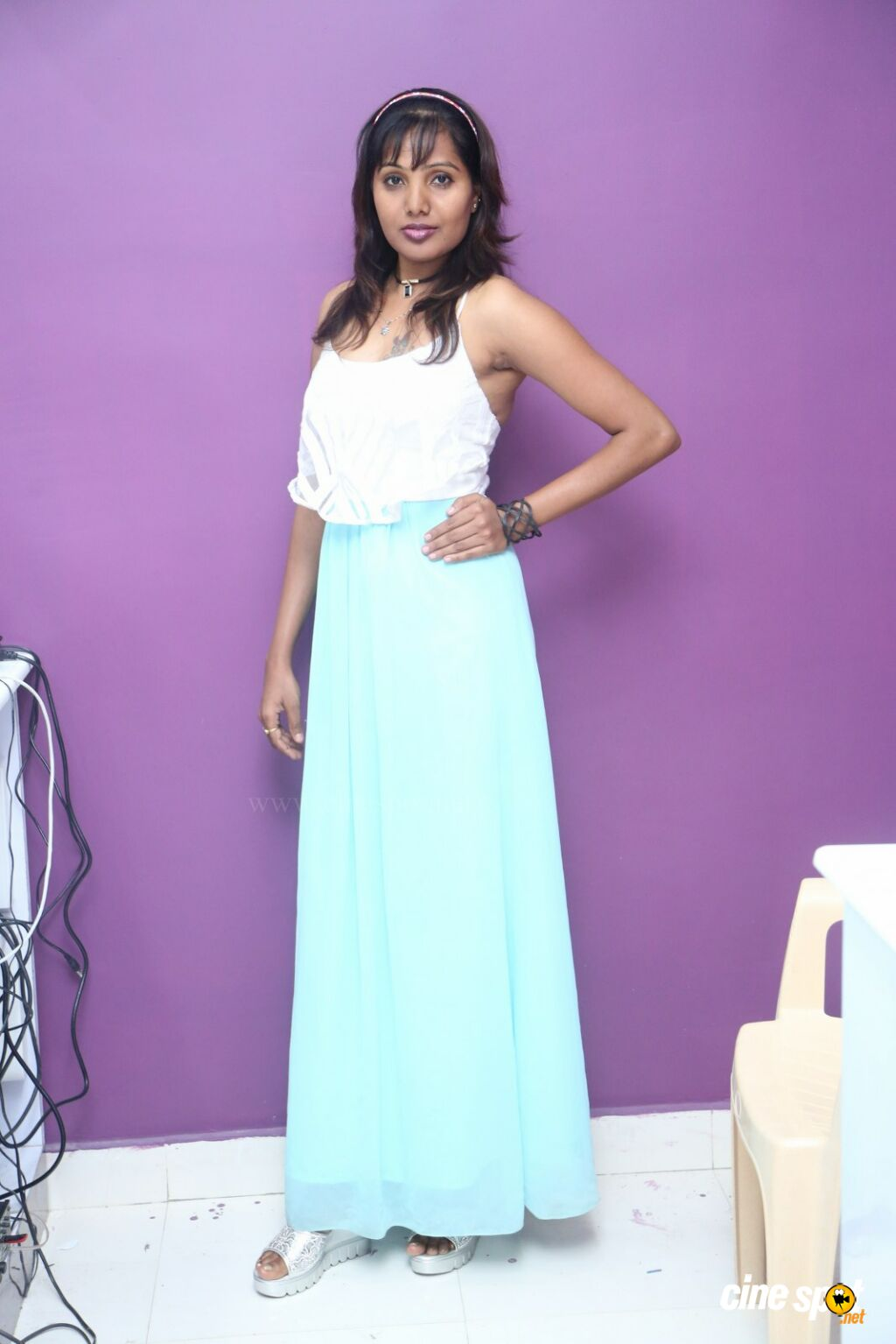 Hema at Tempteys Milkshakes Launch (2)