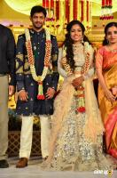 Kalamandir CMD Prasad Chalavadi Daughter Wedding (55)