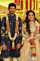 Kalamandir CMD Prasad Chalavadi Daughter Wedding (63)