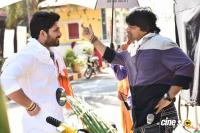 Duvvada Jagannadham Making Stills (2)
