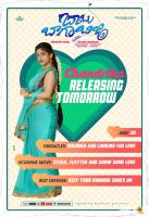 Babu Baga Busy Releasing Tomorrow Poster