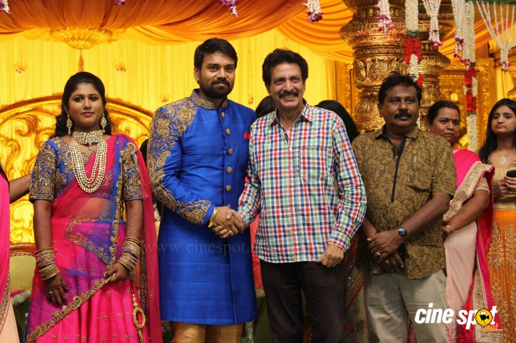 FEFSI Vijayan Master Son Wedding Reception (11)