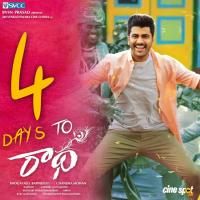 Radha Movie 4 Days To Go Poster