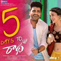 Radha Movie 5 Days To Go Poster
