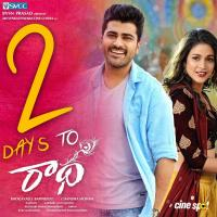 Radha 2 Days To Go Poster