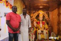Raghava Lawrence Open Temple for His Living Mother (17)