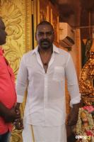 Raghava Lawrence Open Temple for His Living Mother (19)