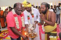 Raghava Lawrence Open Temple for His Living Mother (2)