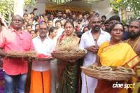Raghava Lawrence Open Temple for His Living Mother (22)