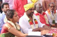 Raghava Lawrence Open Temple for His Living Mother (25)