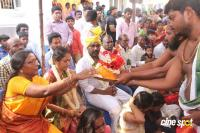 Raghava Lawrence Open Temple for His Living Mother (27)