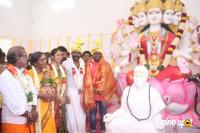 Raghava Lawrence Open Temple for His Living Mother (3)