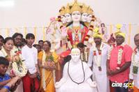 Raghava Lawrence Open Temple for His Living Mother (4)