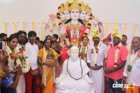 Raghava Lawrence Open Temple for His Living Mother (5)