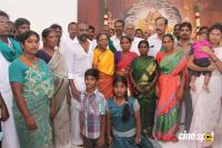 Raghava Lawrence Open Temple for His Living Mother (8)