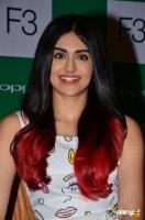Adah Sharma at OPPO F3 Launch (37)