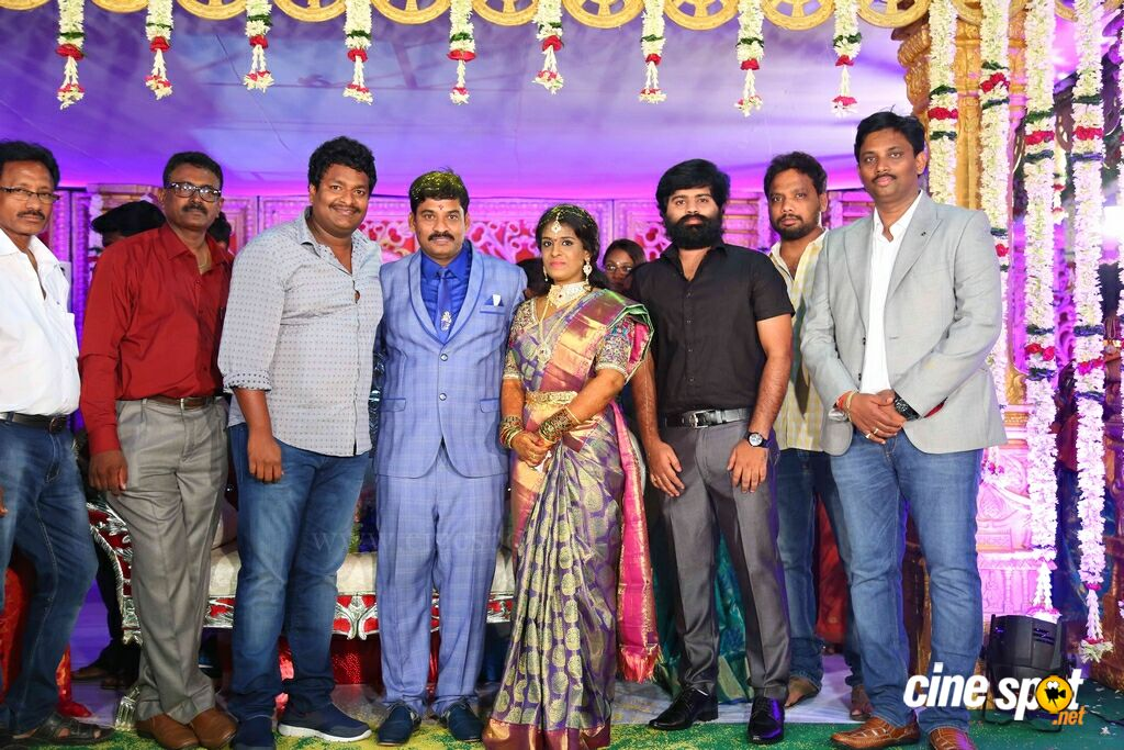 Director Chinni Krishna Wedding (18)