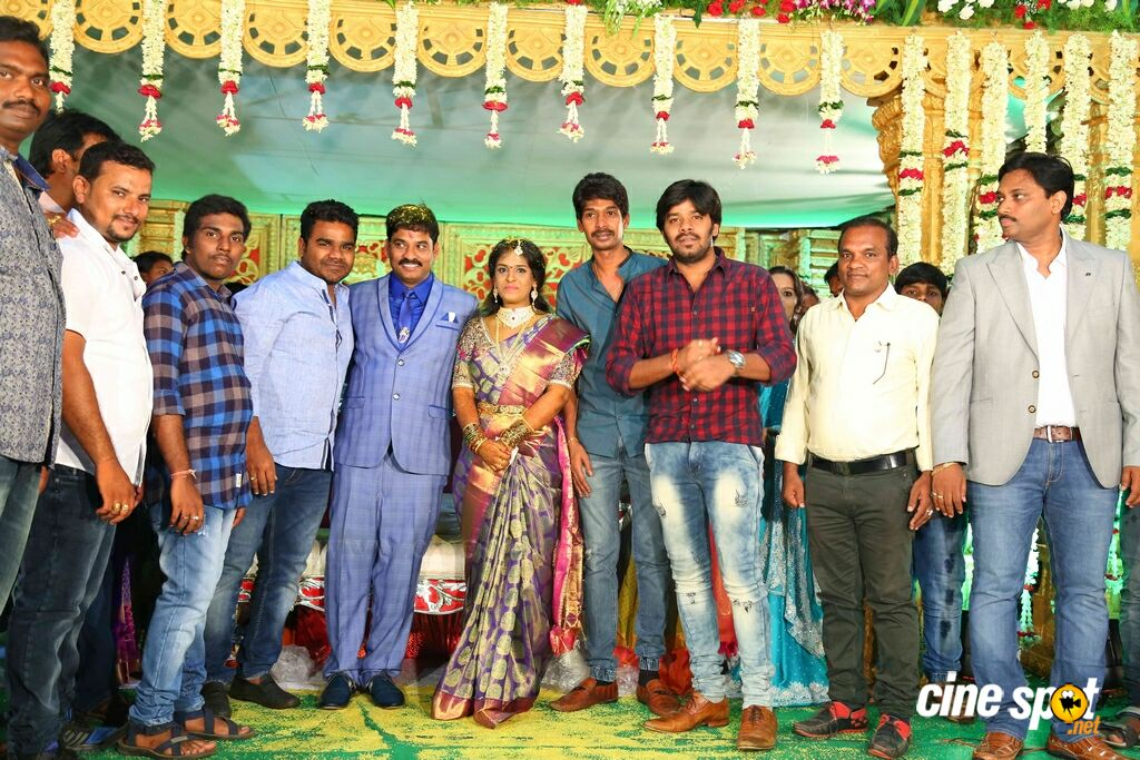 Director Chinni Krishna Wedding (27)