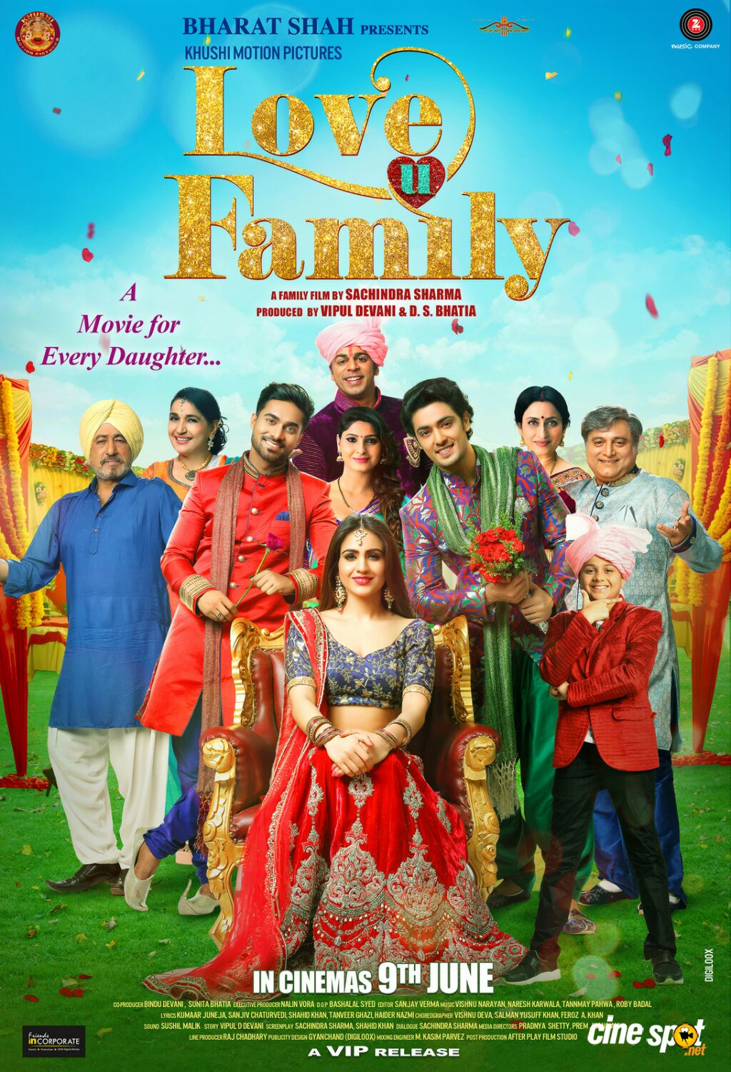 love you family posters 2