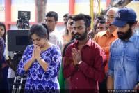 Mohanlal- Lal jose movie pooja (1)
