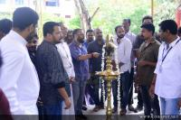 Mohanlal- Lal jose movie pooja (2)