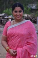 Vijayalakshmi at Nandini TV Serial Press Meet (2)