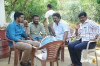 Meda Meeda Abbayi Working Stills (2)