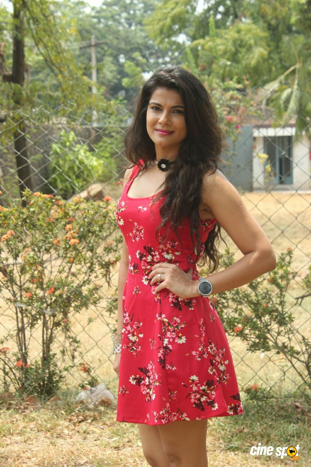Manisha Sri at Pongu Movie Press Meet (3)