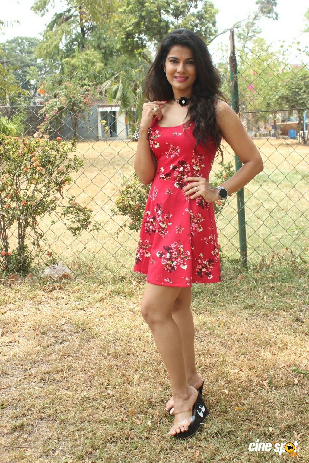 Manisha Sri at Pongu Movie Press Meet (6)