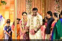 Cinematographer Anand C Chandran wedding photos