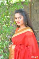 Delna Davis at Kurangu Bommai Press Meet (2)