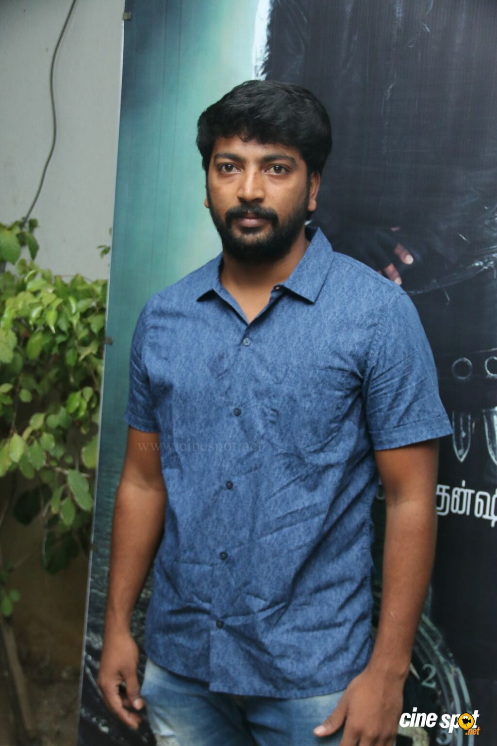 Kalaiyarasan at Uru Movie Press Meet (2)