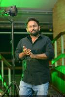 Aju Varghese at Vishwa Vikhyatharaya Payyanmar Audio Launch (3)