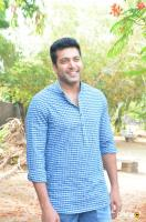 Jayam Ravi at Vanamagan Movie Press Meet (3)