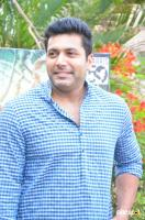 Jayam Ravi at Vanamagan Movie Press Meet (8)