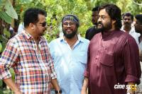 Velipadinte Pusthakam Movie Working Stills