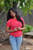 Vijayalakshmi at Pandigai Movie Press Meet (3)
