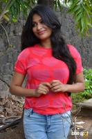 Vijayalakshmi at Pandigai Movie Press Meet (4)
