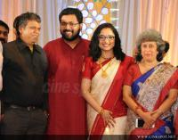 Sabarinathan and Divya Iyer wedding reception (81)