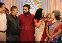Sabarinathan and Divya Iyer wedding reception (84)
