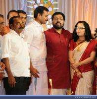 Sabarinathan and Divya Iyer wedding reception (92)