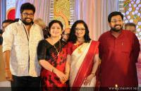 Sabarinathan and Divya Iyer wedding reception (17)