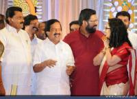 Sabarinathan and Divya Iyer wedding reception (41)