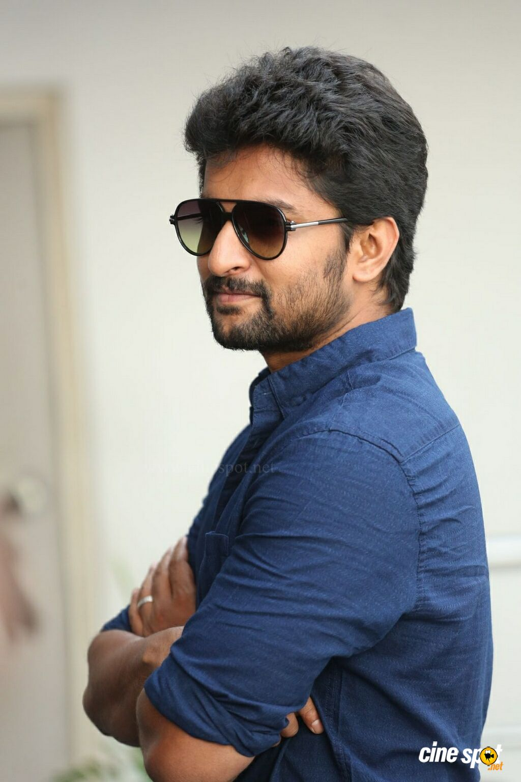 Ninnu Kori Hero Nani Interview Photos 5